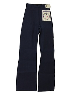 1980's Womens Bellbottom Jeans Pants