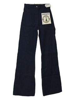 1990's Womens Bellbottom Jeans Pants