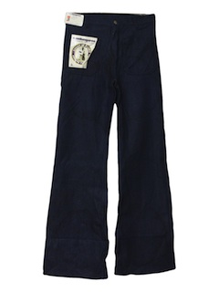 1990's Mens Bellbottom Jeans Pants