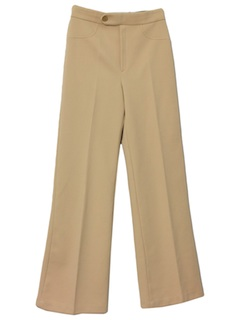 1970's Womens Flared Pants