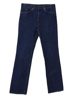 1970's Mens Levis Jeans Pants