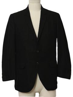1960's Mens Mod Blazer