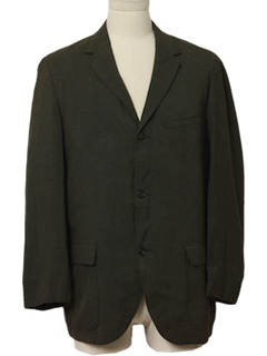 1960's Mens Mod Suit Jacket