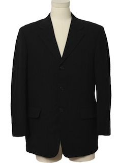 1960's Mens Blazer Sport Coat Jacket