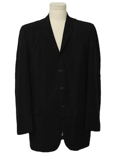 1960's Mens Blazer Suit Coat Jacket