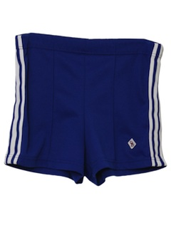 1980's Mens Cheer/Gym Shorts