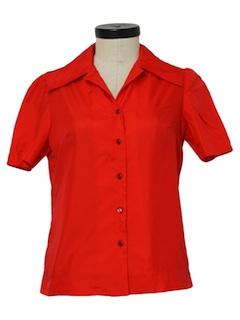 1970's Womens Shirt