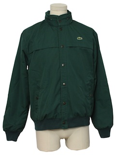 1980's Mens Golf Style Jacket