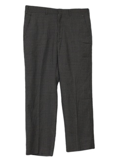 1970's Mens Slacks Pants