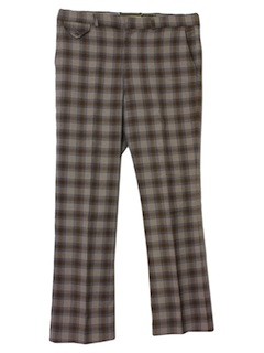 1970's Mens Golf Pants