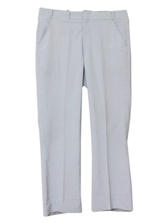 1970's Mens Golf Pants Slacks