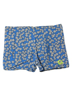 1990's Mens Beach/Swim Shorts
