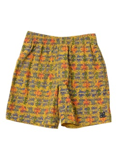 1980's Mens Ocean Pacific Board Shorts