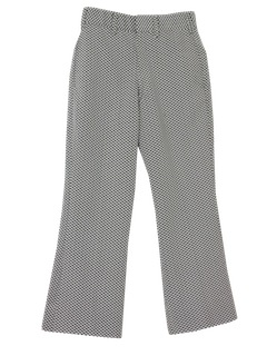 1970's Mens/Boys Leisure Pants