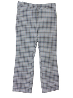 1980's Mens Leisure Pants