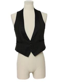 1930's Mens Suit Vest