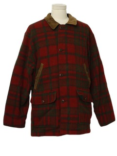 1990's Mens Hunting Field Jacket