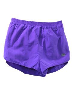 1980's Womens Neon Sport Shorts