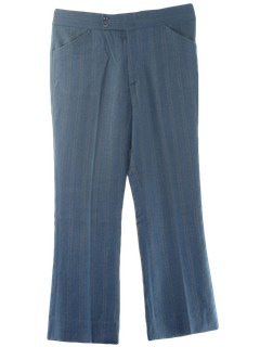 1970's Mens Flare Leg Leisure Pants