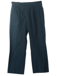 1980's Mens Golf Pants