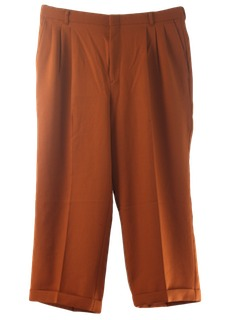 1990's Mens Wicked 90s Baggy Zoot Style Pants