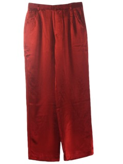 1990's Mens Baggy Zoot Style Pants