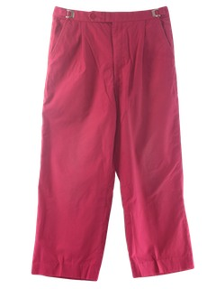 1990's Mens Golf Pants