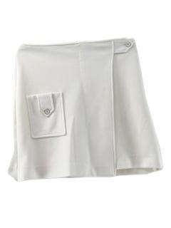 1970's Womens Skort/Shorts