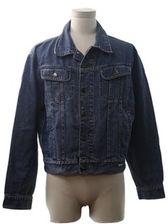 1960's Mens Denim Jacket