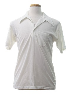 1970's Mens Golf/Polo Shirt