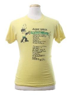 1980's Unisex Music T-Shirt