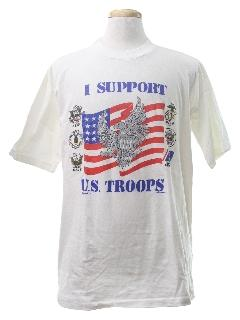 1990's Unisex Patriotic T-Shirt