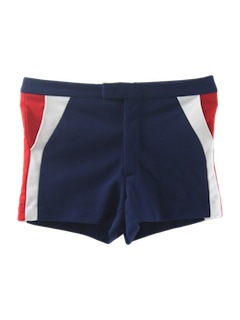 1970's Mens Tennis Shorts