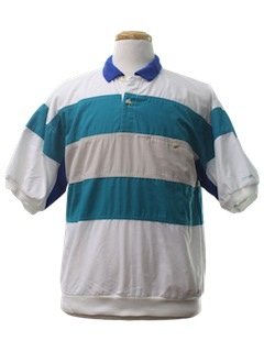 1980's Mens Golf Shirt