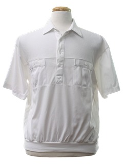 1980's Mens Golf Shirts