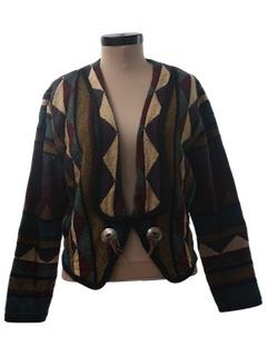 1980's Womens Western Jacket
