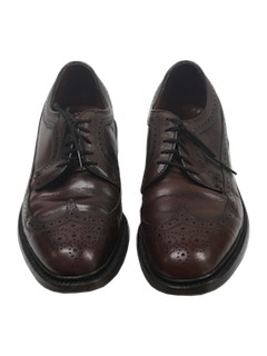 1960's Mens Accessories - Oxfords Shoes
