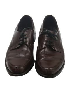 1960's Mens Mod Accessories - Oxfords Shoes