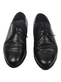 1960's Mens Accessories - Mod Oxford Shoes