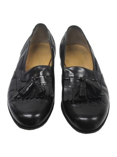 1980's Mens Accessories - Loafer Shoes