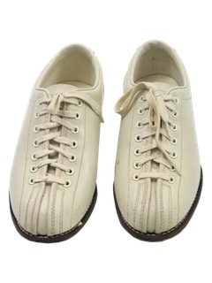 1970's Mens Accessories - Bowling Shoes