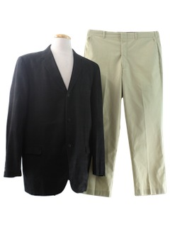 Mens 1960 S Suits At Rustyzipper Com Vintage Clothing