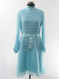 1960's Womens Cocktail or Prom Dress