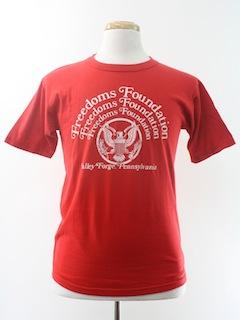 1980's Unisex Patriotic T-Shirt