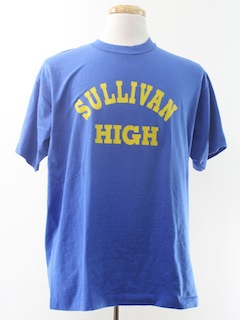 1980's Mens School T-Shirt