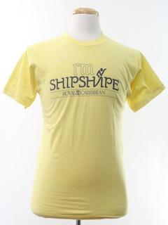 1980's Unisex Tourism T-Shirt