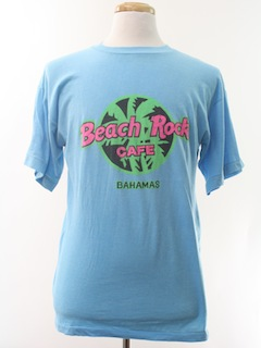 1980's Unisex Totally 80s Travel T-Shirt