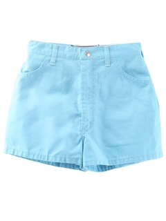 1970's Womens Casual Shorts