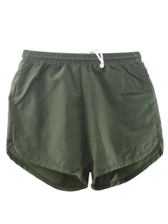 1980's Mens Running Shorts