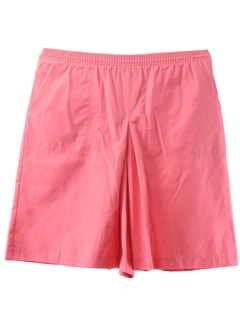 1990's Womens Culotte Shorts